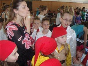 EMCO Taneční skupina roku, 04.06.2010